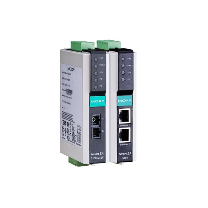 NPort IA5150/NPort IA5250 Series