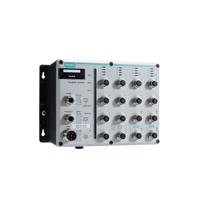 [MOXA] TN-5916 Series